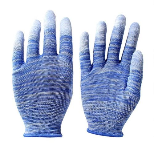 Nylon Gloves Work Gloves Work Gloves Gardening Gloves for Men and Women 24 Pairs