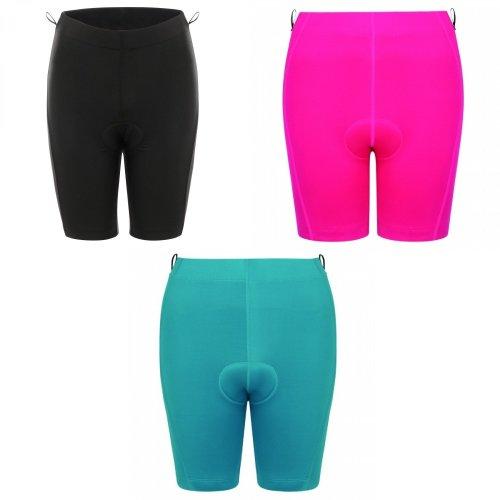Dare 2B Womens/Ladies Turnaround Padded Cycling Shorts