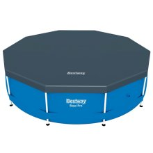Bestway Pool Cover for Sirocco Frame Pool Round 305 cm 58036