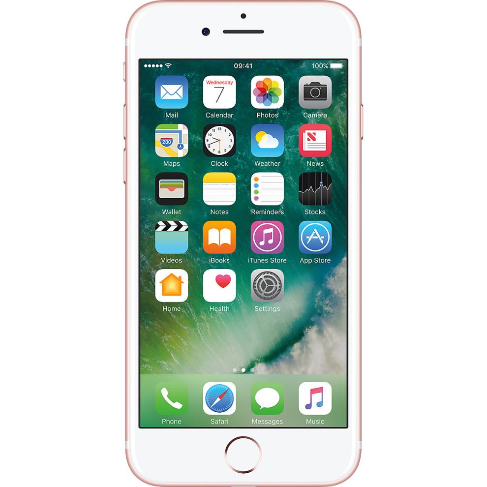 Virgin, 32GB Apple iPhone 7 - Rose Gold