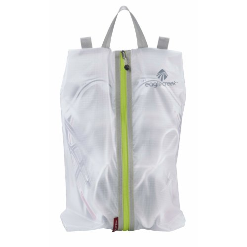 Eagle Creek Pack-It Specter Shoe Sac - White/Strobe