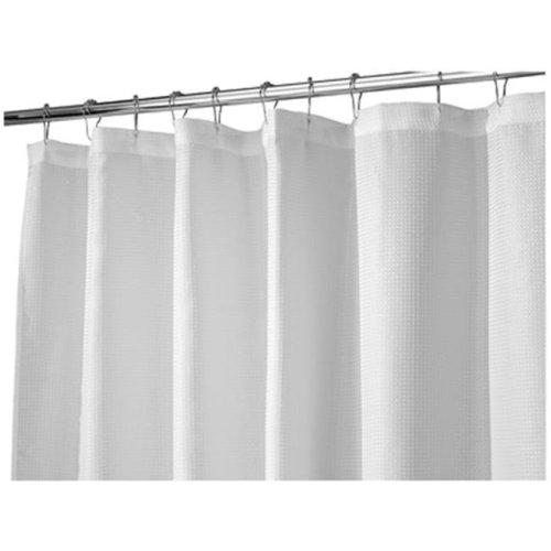 InterDesign Maritime Fabric Shower Curtain 72 x 72 Multi