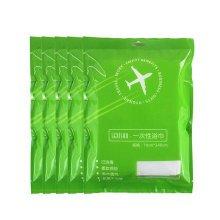 Portable Disposable Bath Towel for Travel Business Trip 5 Pcs