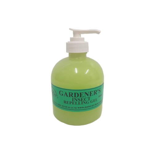 Famous Gardener's Insect Gel 300ml with Neem Oil, a natural repellent