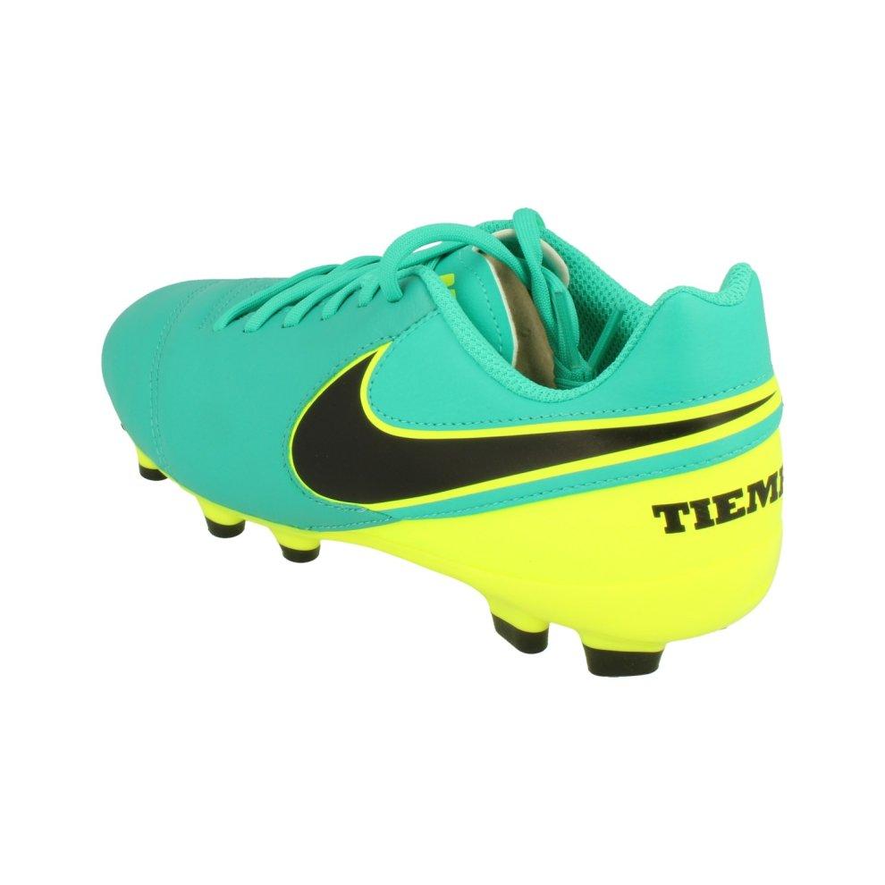 b38321418 ... Nike Junior Tiempo Legend VI FG Football Boots 819186 Soccer Cleats - 1  ...