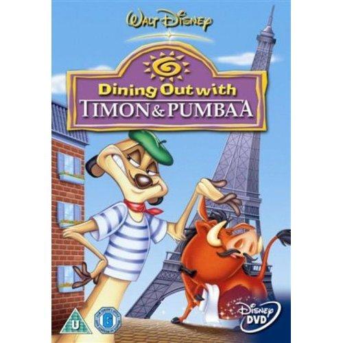 timon and pumbaa tv series dvd