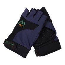 Women's Fitness Half Finger Climbing Gloves Outdoor Sport Gloves Fishing Gloves