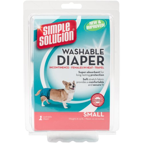 Simple Solutions Washable Diaper-Small