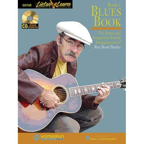 Book's Blues Book: The Songs & Fingerstyle Guitar Arrangements of Roy Book Binder: 1