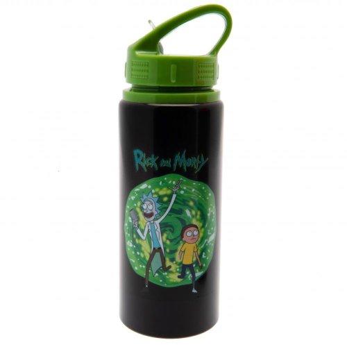 Rick And Morty Aluminium Drinks Bottle