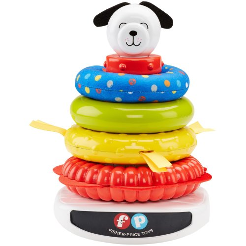 Fisher-Price Roly Poly Rock-A-Stack