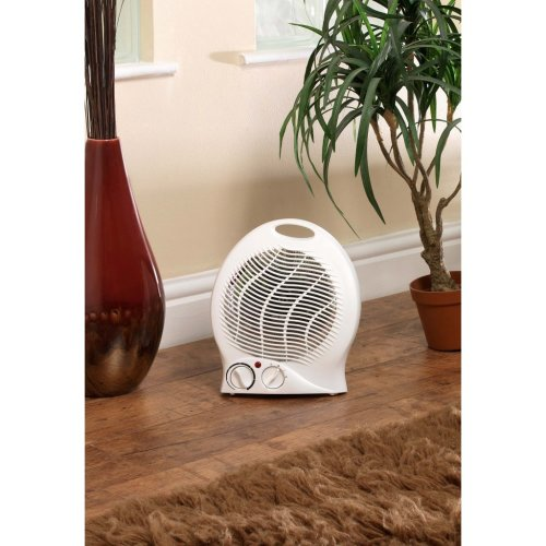 SupaWarm Fan Heater 2000w ROUND