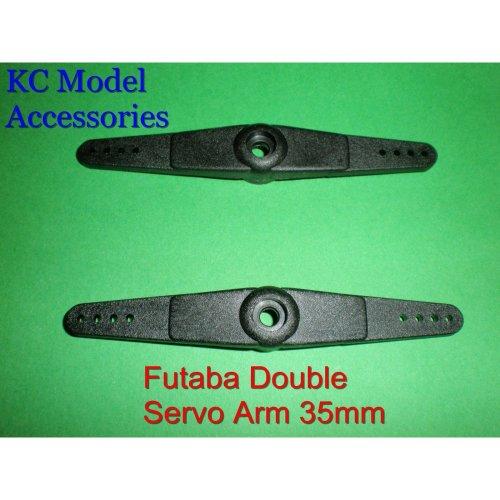Futaba Servo Arm Double 35mm Heavy Duty Nylon