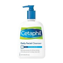 Cetaphil Daily Facial Cleanser, Normal to Oily Skin, 16 Ounce