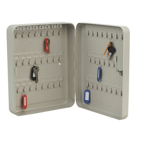 Sealey SKC45 Key Cabinet with 45 Key Tags
