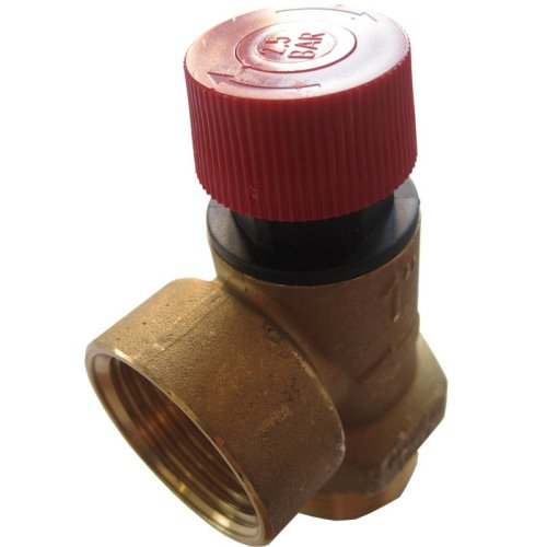 1 Inch Bsp Female Safety Pressure Relief Reducing Valve 1,5 to 6 Bar