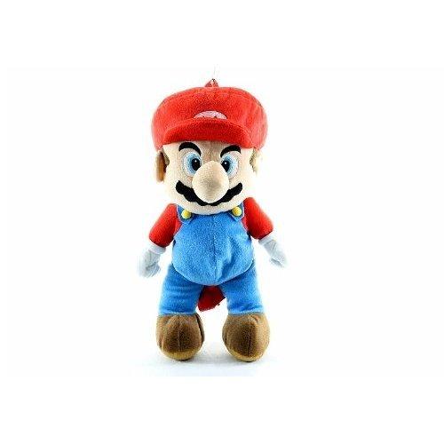Plush Backpack - Nintendo - Super Mario - Mario New Soft Doll Toys nn3683
