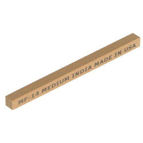India 61463686065 FF14 Square File 100mm x 6mm - Fine