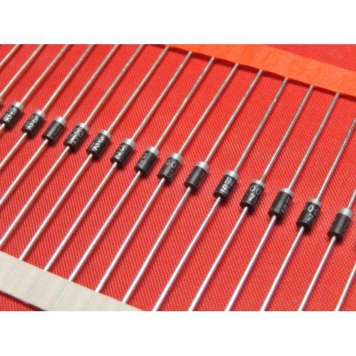1N4003 1A 200V IN4003 1AMP 200V Rectifier Diode PACK of 100