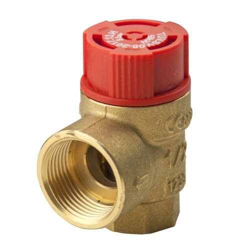 "1/2"" 3/4"" 1"" Female FxF Safety Pressure Release Relief Reducing Valve 1,5-8 Bar"