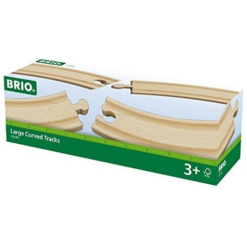 BRIO Track - Large Curved