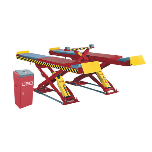 GEO Large Platform Car Scissor Lift