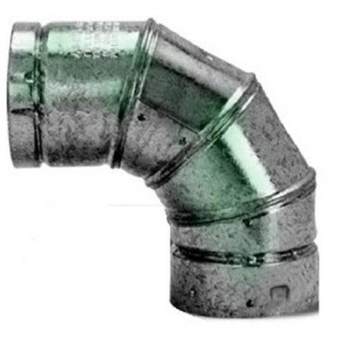 754028 4 in. 90 deg Adjustable Elbow Fittings