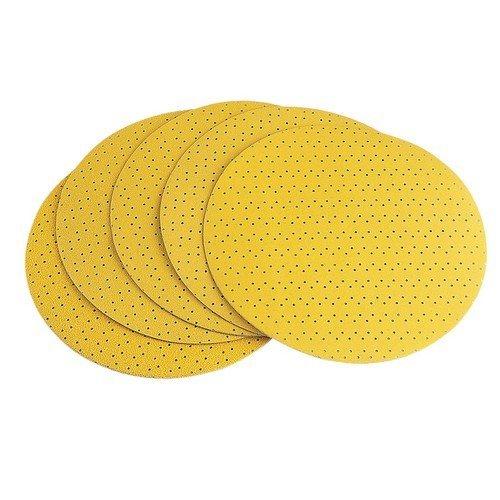 Flex Power Tools 260.234 Hook & Loop Sanding Paper Perforated 80 Grit Pack of 25