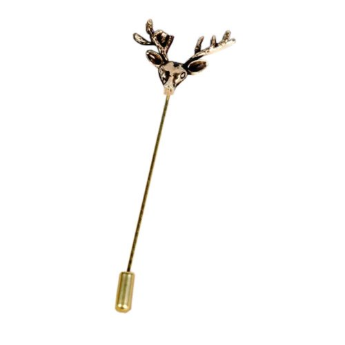 Exquisite Fashion Lapel Stick Brooch Pin for Suit Men Stick Pin for Prom, #13