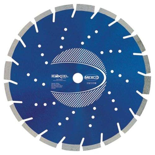 Mexco DPXCEL 300mm Dual Purpose Abrasive Diamond Blade