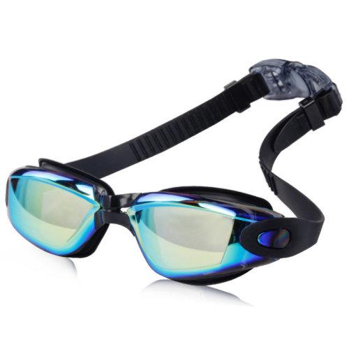 Mirrored Swimming Goggles Vanubay Anti Fog