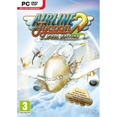 Airline Tycoon 2 (gold Edition)