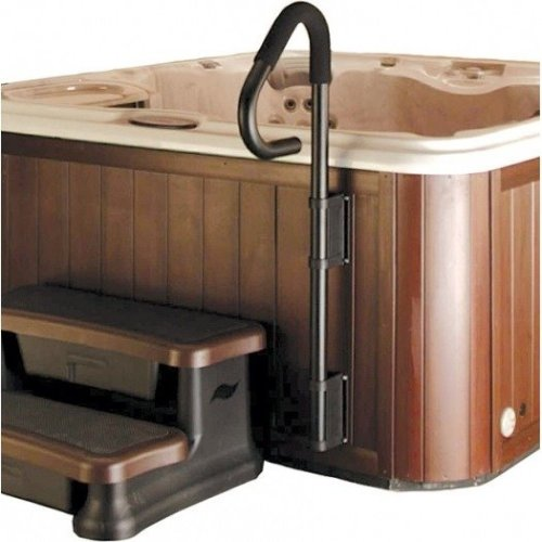 Leisure Concepts Spa Safe T-Rail Safety Rail for Spas and Hot Tubs