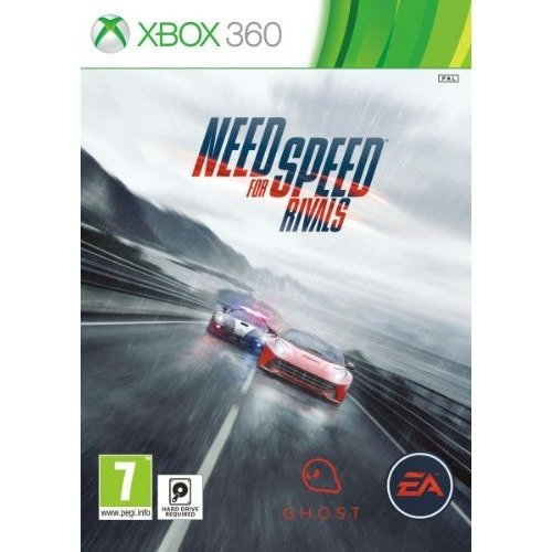 Need for Speed Rivals Classics Microsoft Xbox 360 Game