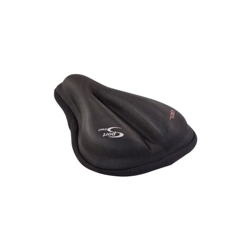 Deluxe Gel Saddle Cover - Black