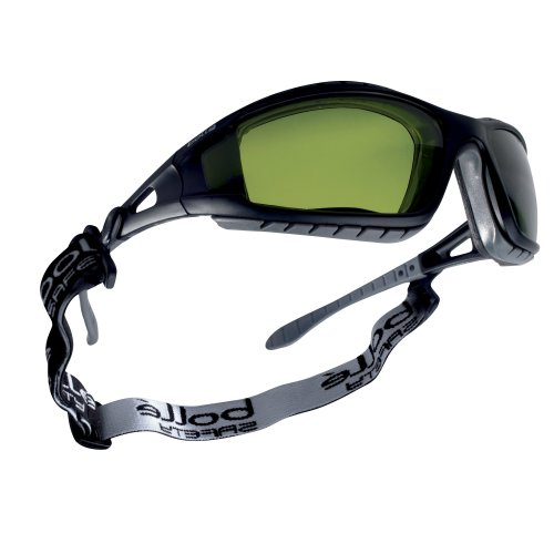 Bolle TRACKER TRACWPCC3 Safety Glasses Welding PC shade 3 Lens