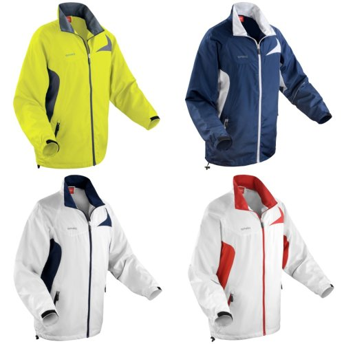 Spiro Mens Micro-Lite Performance Sports Jacket (Water Repellent, Wind Resistant & Breathable)