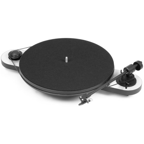 Pro-Ject Elemental Phono USB Hi-Fi Turntable - White