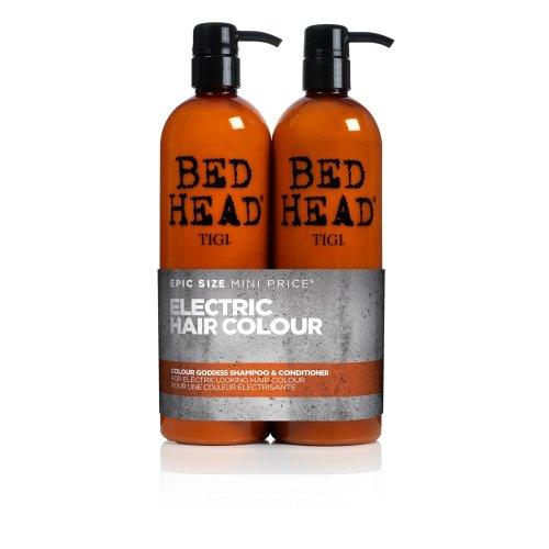 BED HEAD TIGI Colour Goddess Oil Infused Shampoo & Conditioner
