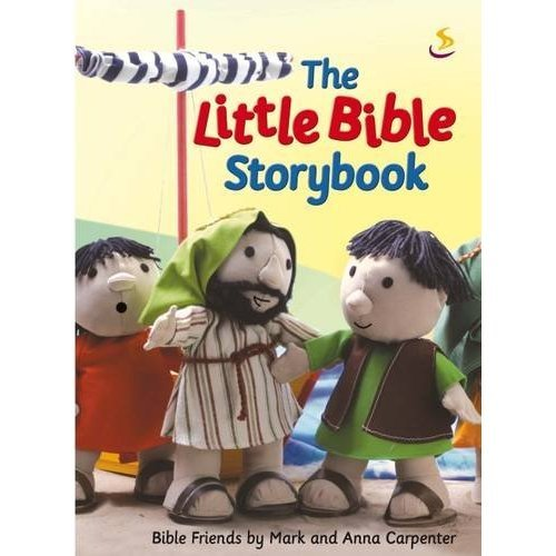 The Little Bible Storybook (The Bible storybook range)
