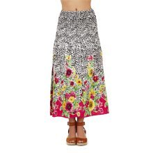 Pistachio, Ladies Floral 3 in 1 Cotton Summer Dress