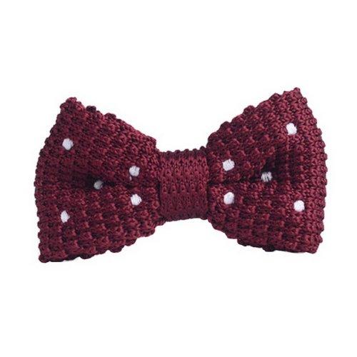 Fashion Design Adjustable Neck Bowtie Boys Bow Tie for Weddings, E