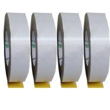[Set of 4] 2.5cmx20m No Trace & Ultrathin Double Sided Tape,Foam Sponge Tape
