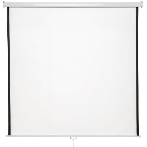 HDTV projector screen 178 x 178 cm