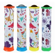Kids Science Exploration Toy Funny Kaleidoscope Prism, 1PCS Random Pattern, 18cm