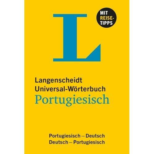 Langenscheidt Universal-Wörterbuch Portugiesisch: Portugiesisch-Deutsch/Deutsch-Portugiesisch