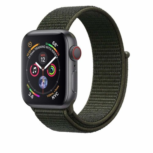 Nylon Sport Loop Woven Apple iWatch Replacement Strap Band Series 1 2 3 4