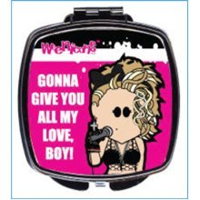 Weenicons Compact Mirror - Gonna Give You All My Love