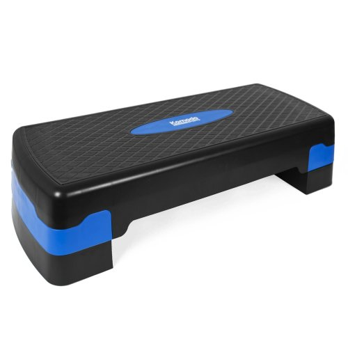 2 Level Aerobic Step - Blue Height options 10cm 15cm