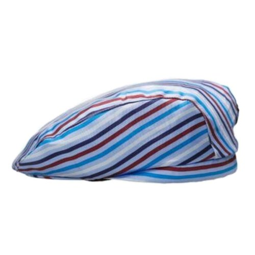 [Stripe-6] Kitchen Chef Hat Restaurant Waiter Beret Bakery Cafes Beret